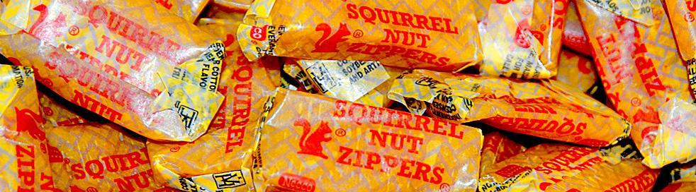 Squirrel Nut Zippers